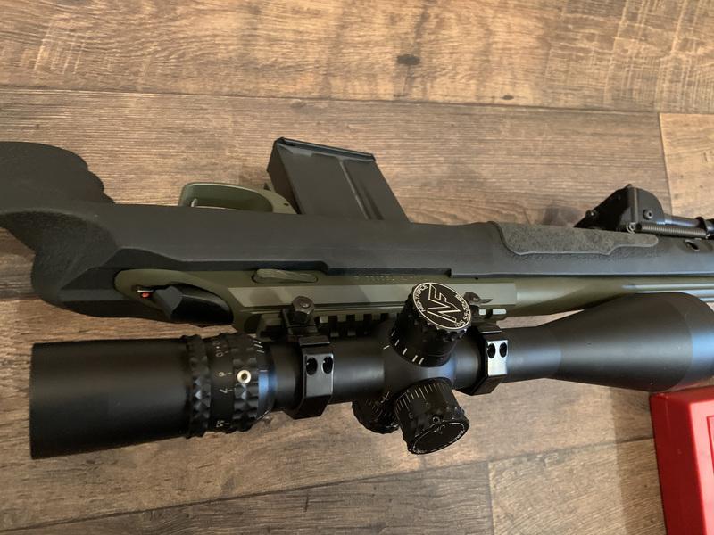 Tikka custom built Bolt Action 6.5 creedmore  Rifles