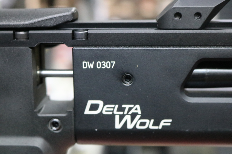 Daystate DELTA WOLF .177  Air Rifles