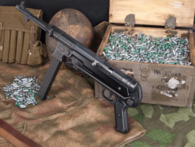 GSG Mp40 PAK  Semi-Auto 9 mm  Rifles