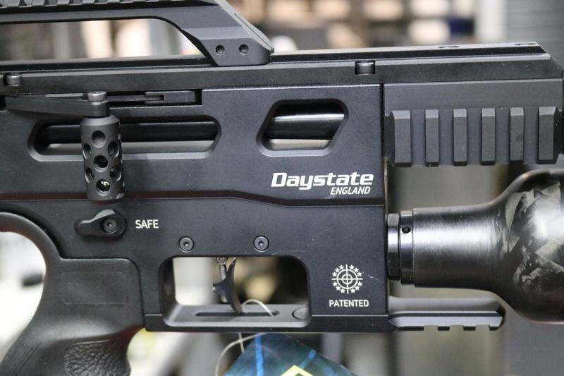 Daystate DELTA WOLF .22  Air Rifles