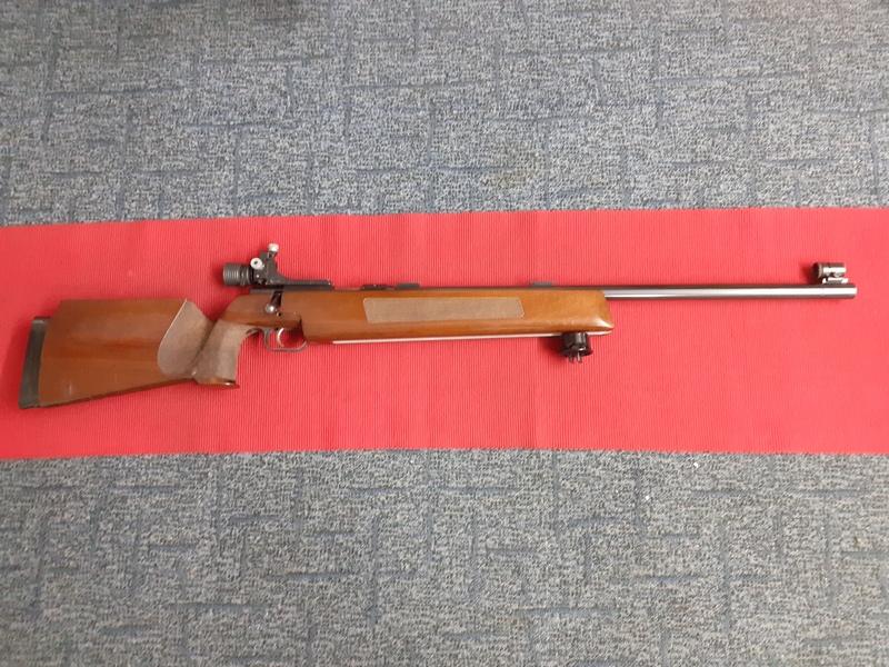 Anschutz MATCH 54 Bolt Action .22  Rifles