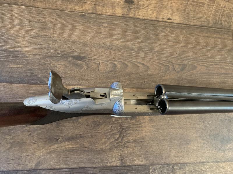 CHARLIN stetienne  12 Bore/gauge  Side By Side
