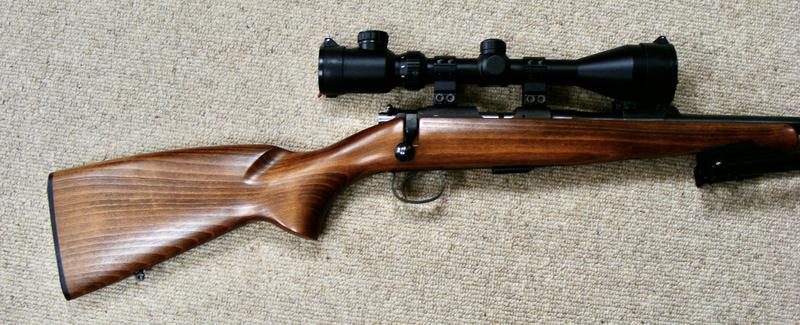 C Z  452-2E ZKM Bolt Action .22  Rifles