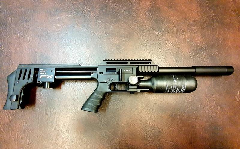 FX Impack MKII .177  Air Rifles