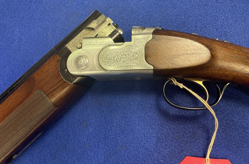 Beretta 686 12 Bore/gauge  Over and under