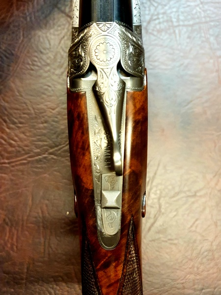Miroku MK38 Grade 5 Sporter 12 Bore/gauge  Over and under