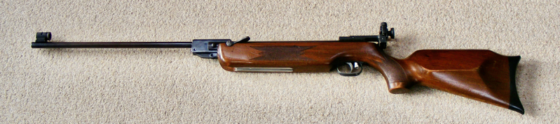 Weihrauch HW55 .177  Air Rifles