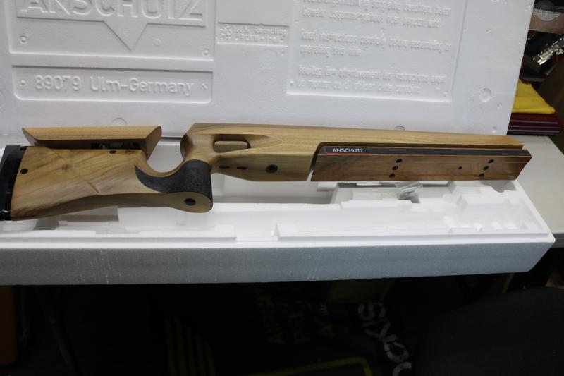 Anshutz 9015   Air Rifles