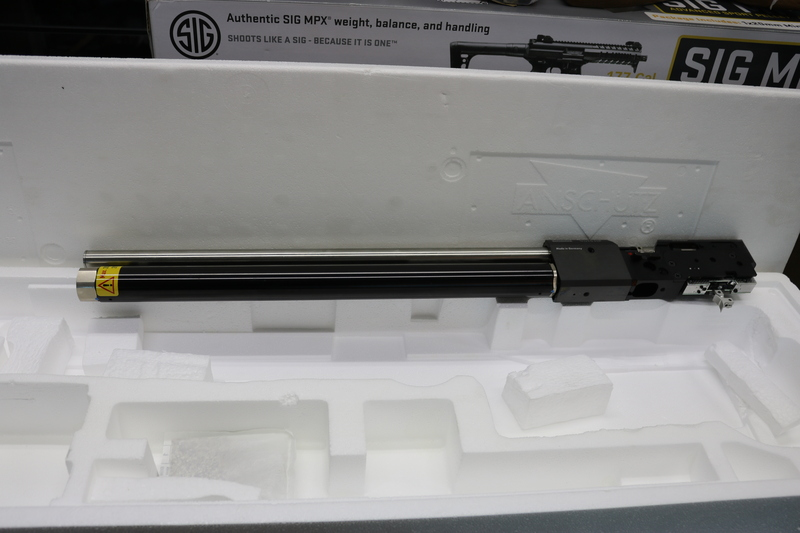 anshutz 9015 action only   Air Rifles