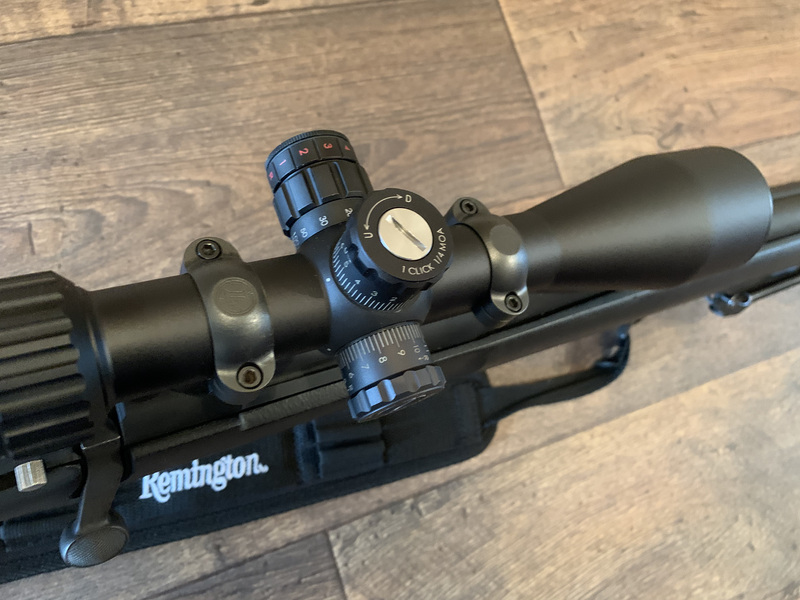 remington 700 police Bolt Action .308  Rifles