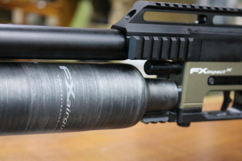 FX Impact mark 2 FAC   Air Rifles