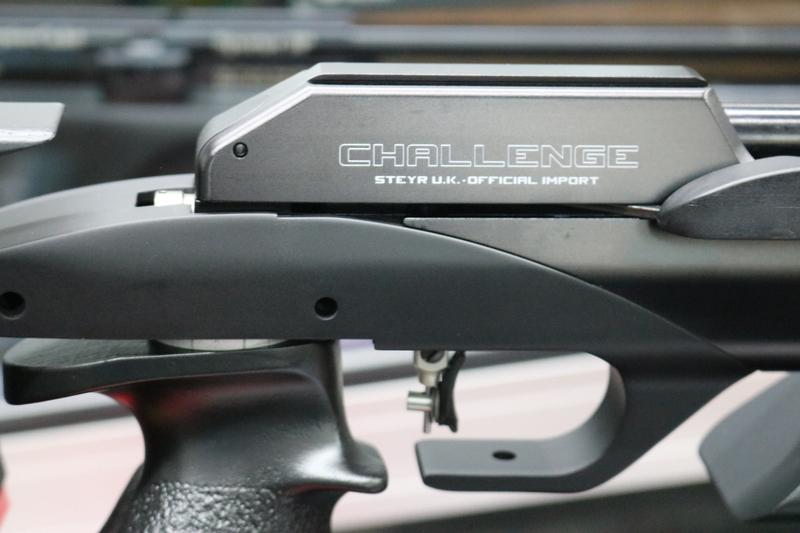 Steyr hft .177  Air Rifles