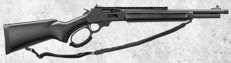 Marlin 336 Dark Lever action .44  Rifles