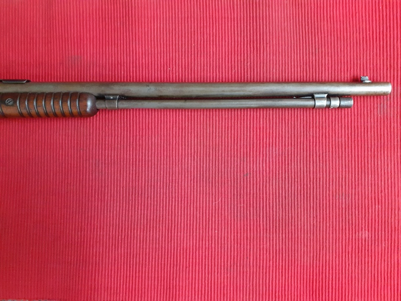 Winchester MODEL 1906 Pump Action .22  Rifles