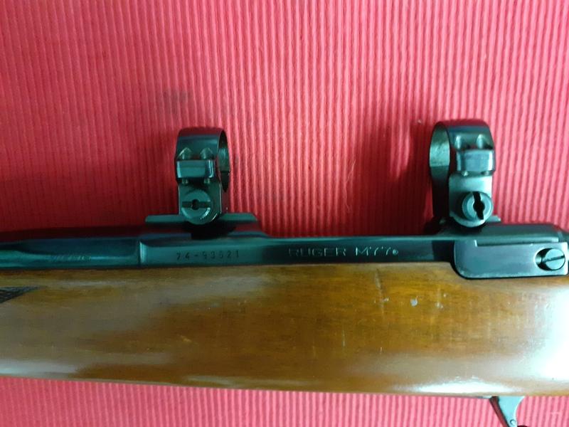 Ruger M77 Bolt Action .308  Rifles