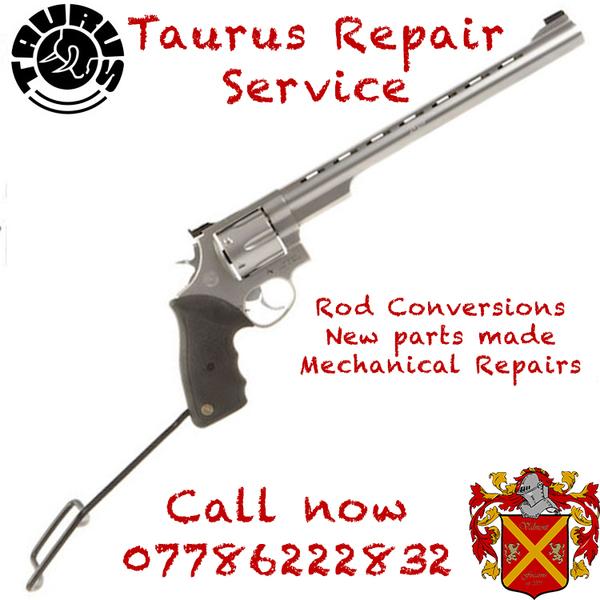 Taurus Taurus  .357  Long Barrel