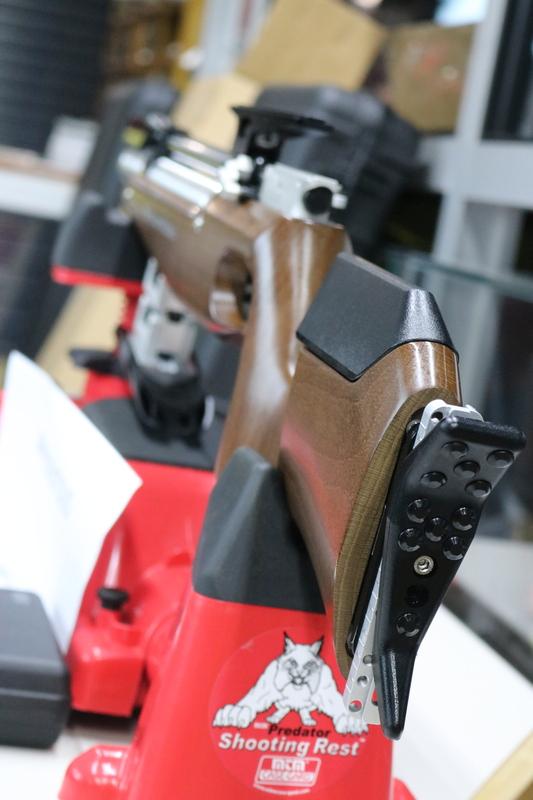 feinwerkbau basic .177  Air Rifles