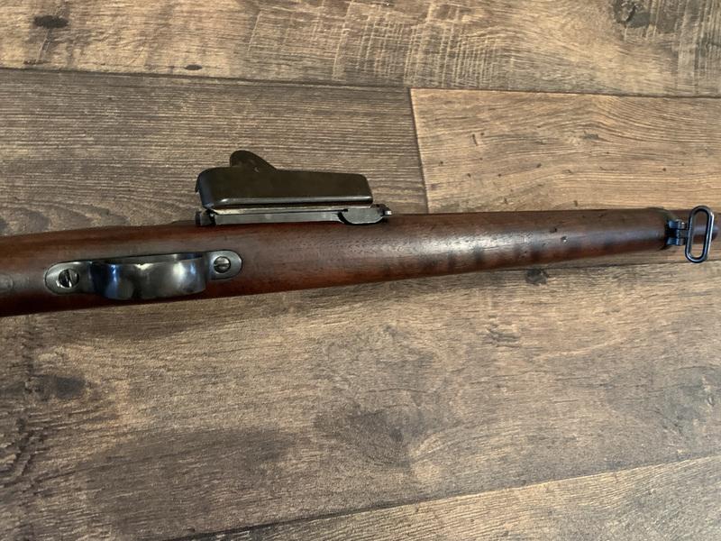 Springfield krag Bolt Action  30-40 krag Rifles