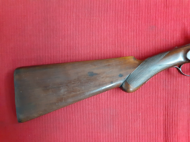 BELGIUM GARDEN GUN Single Shot 9 mm  Rifles