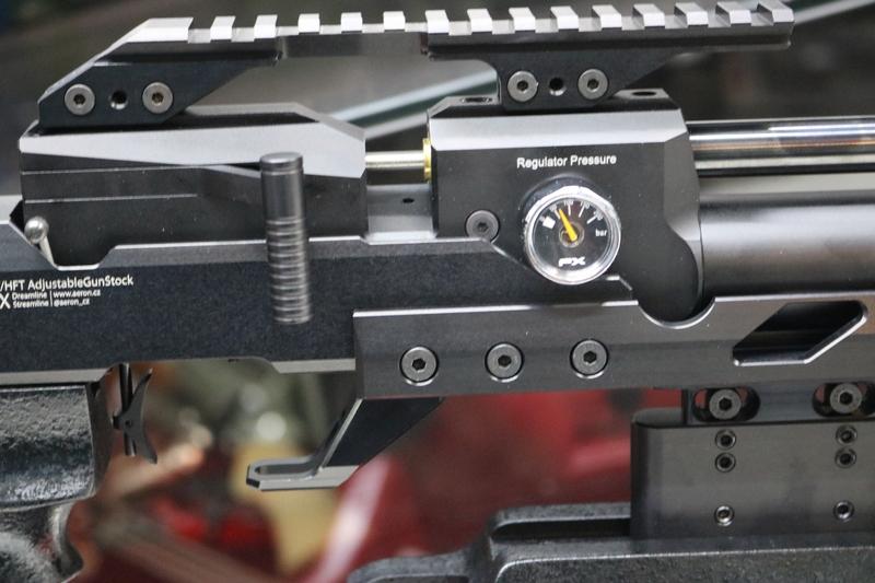 FX DREAMLINE FT .177  Air Rifles