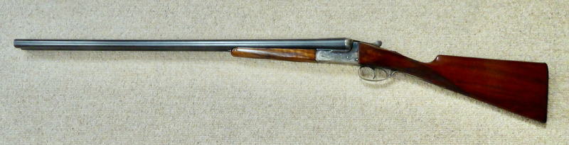 Eibar Pioneer Side by Side Shotgun 12 Bore/gauge  Side By Side