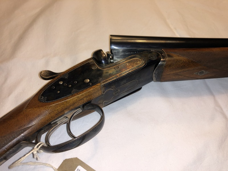 Browning B.S.L Sidelock Ejector 12 Bore/gauge  Side By Side