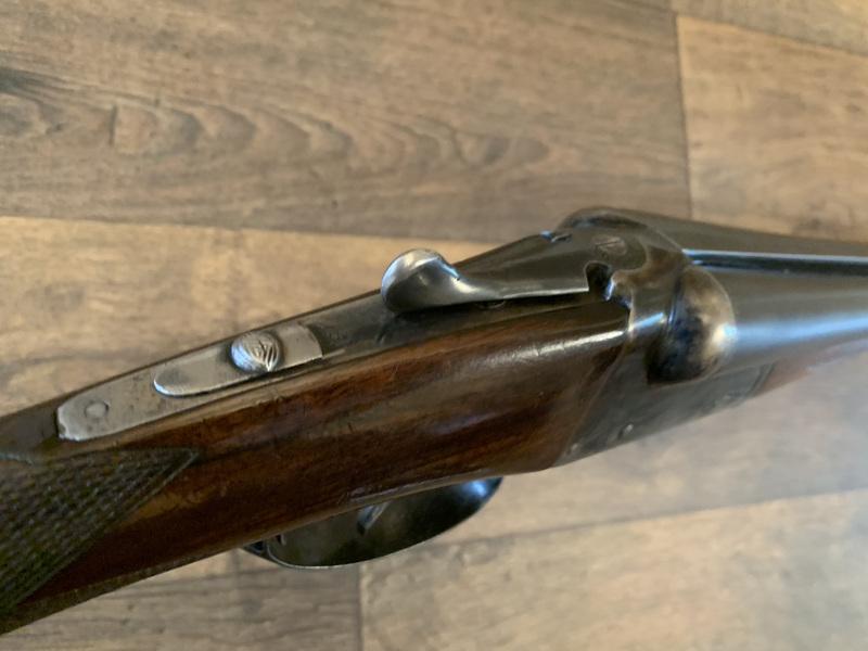 aya field gun  12 Bore/gauge  Side By Side