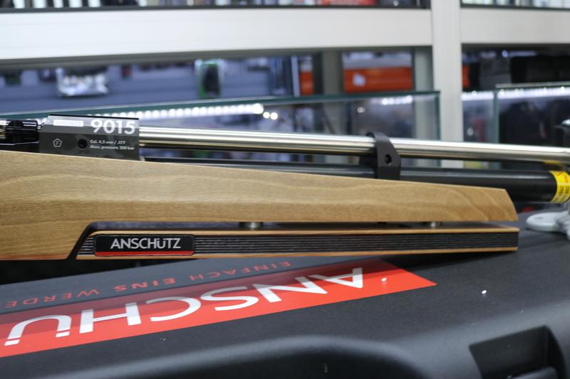 ANSHUTZ BENCHREST START .177  Air Rifles