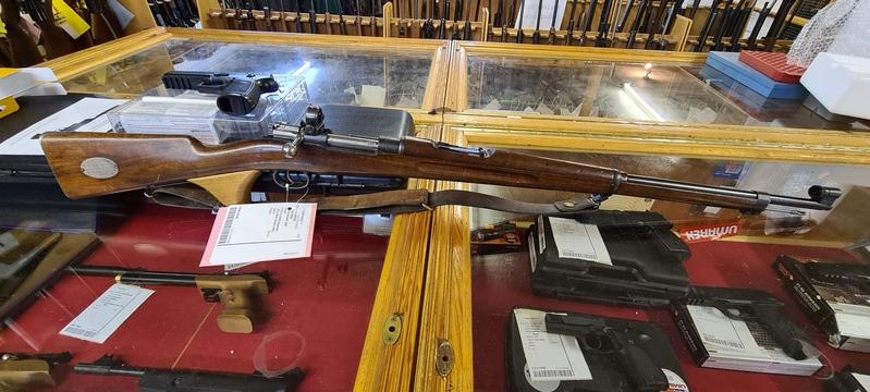 Gustaf, Carl  Bolt Action 6.5 mm x55 Rifles
