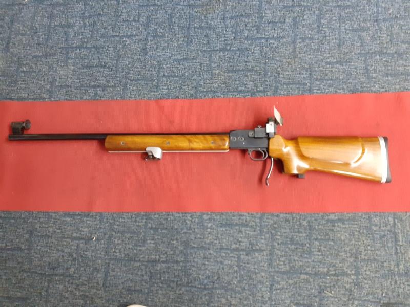 BSA MARTINI INTERNATIONAL Lever action .22  Rifles