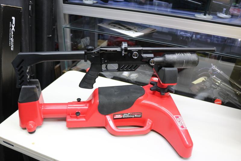 fx DREAMLINE LITE CARBON .177 .22 Air Rifles