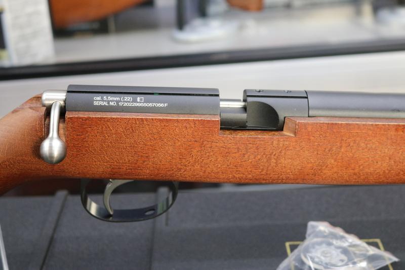 Mauser K98 .177 .22 Air Rifles