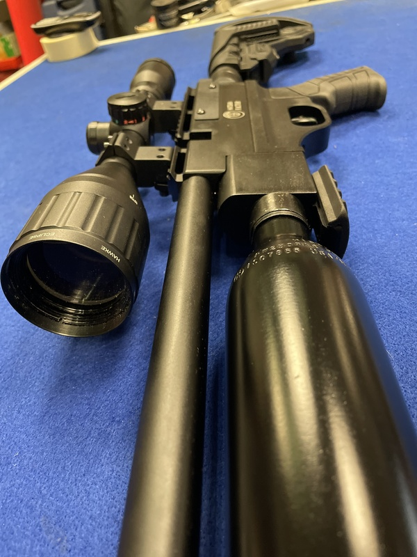 Hatsan Factor .22  Air Rifles