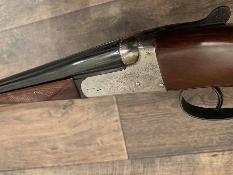 Gun Mark Kestrel 410 Bore/gauge  Side By Side