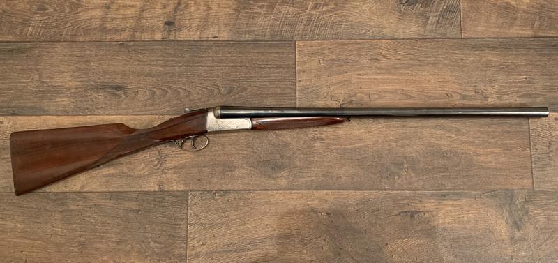 Gun Mark  12 Bore/gauge  Side By Side