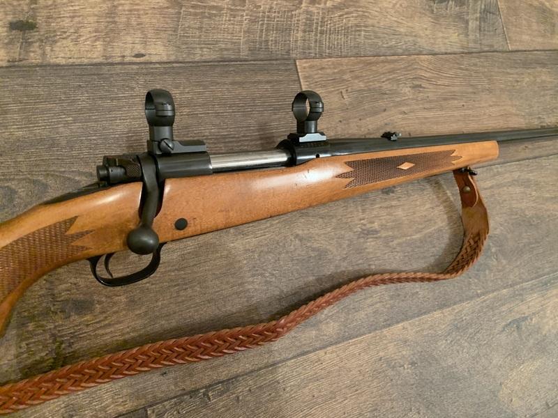 Winchester Model 53 30-06 Bolt Action  30-06 Rifles