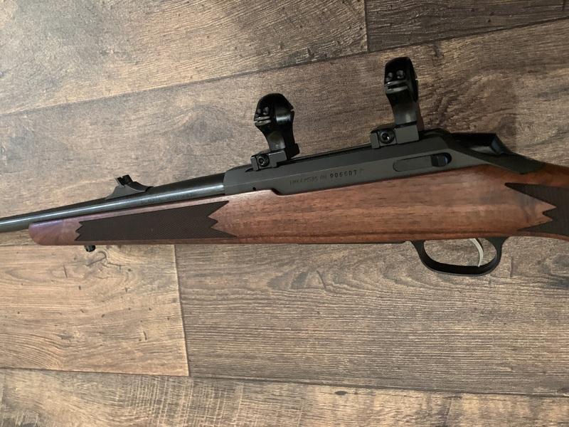 Tikka M595 22-250 Bolt Action  22-250 Rifles