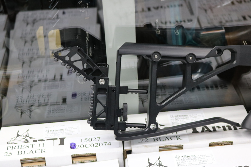 FX STEALTH .177 .22 Air Rifles