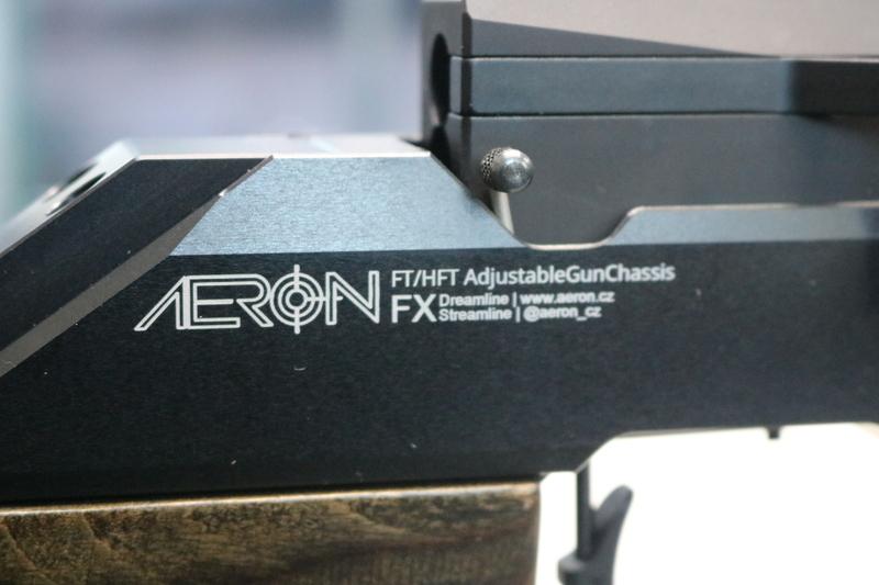 fx dreamline field target .177  Air Rifles