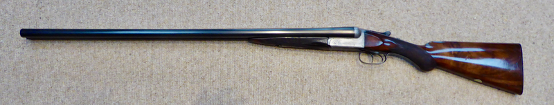 Joseph Bourne Box Lock Ejector 12 Bore/gauge  Side By Side