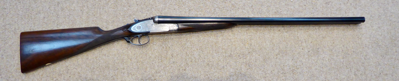 Denton & Kennell  Side by Side, Side Lock Ejector 12 Bore/gauge  Side By Side