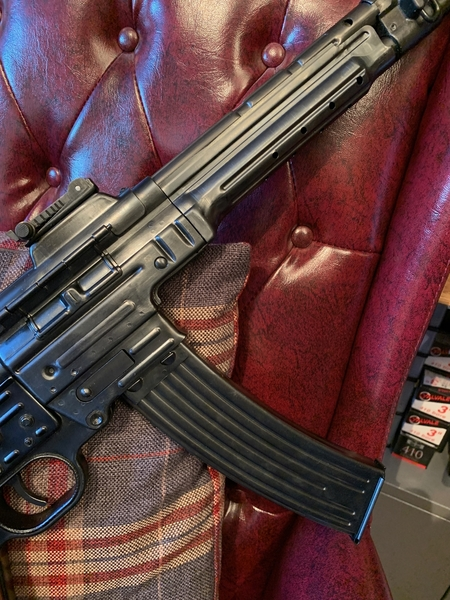 German made STG 44   STG44 Sturmgewehr 44 Straight Pull 7.92 mm  Rifles