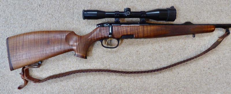 Steyr Mannlicher L Bolt Action .308  Rifles