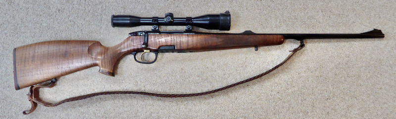 Steyr Mannlicher L Bolt Action .308  Rifles