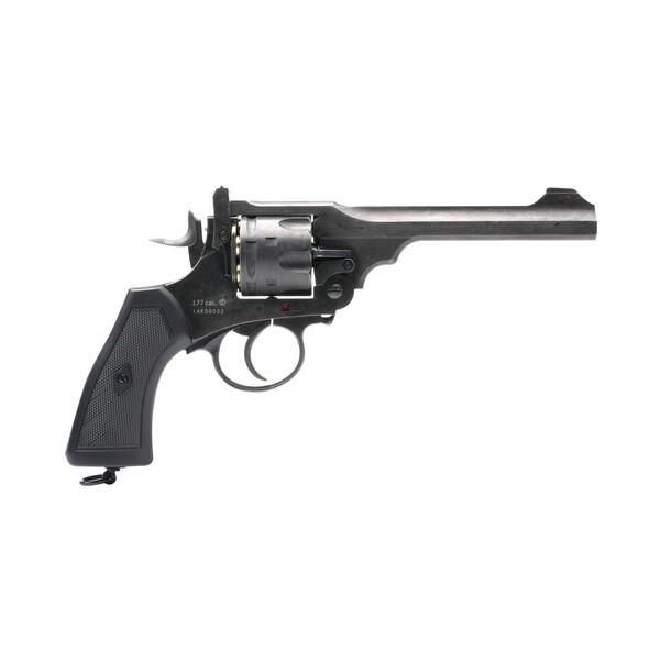 Webley Webley MkVI .177  Air Pistols