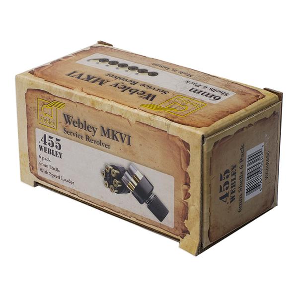 Webley MkVi .22  Air Pistols