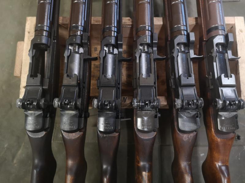IDF M14 Straight Pull .308  Rifles