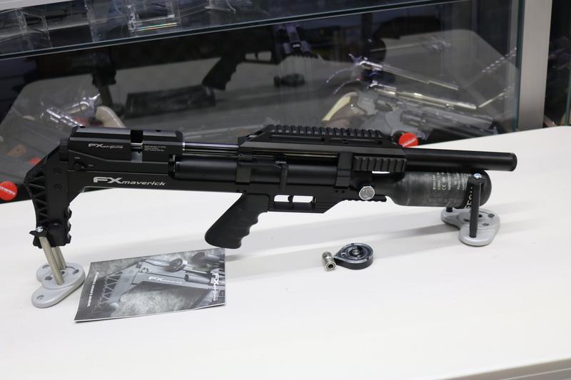 fx Maverick .22  Air Rifles