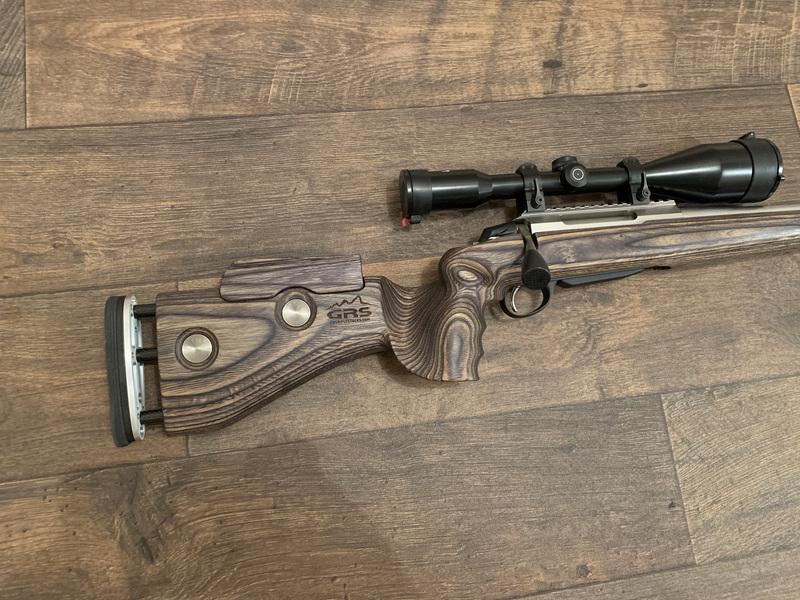 Tikka T3 Bolt Action .308  Rifles