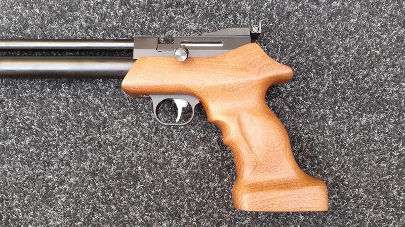 Artemis PP800   Single shot
